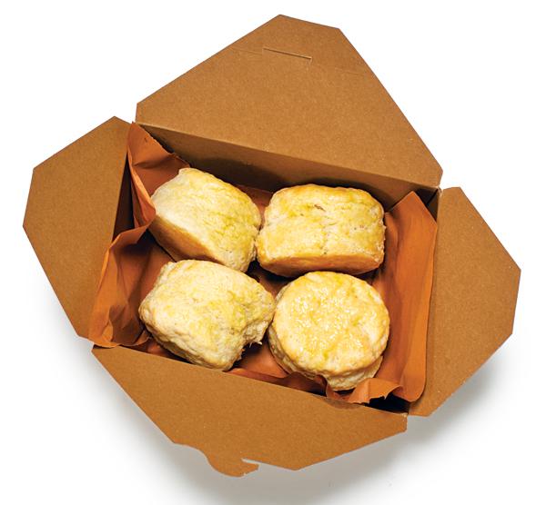 Sweet Cheeks Biscuits
