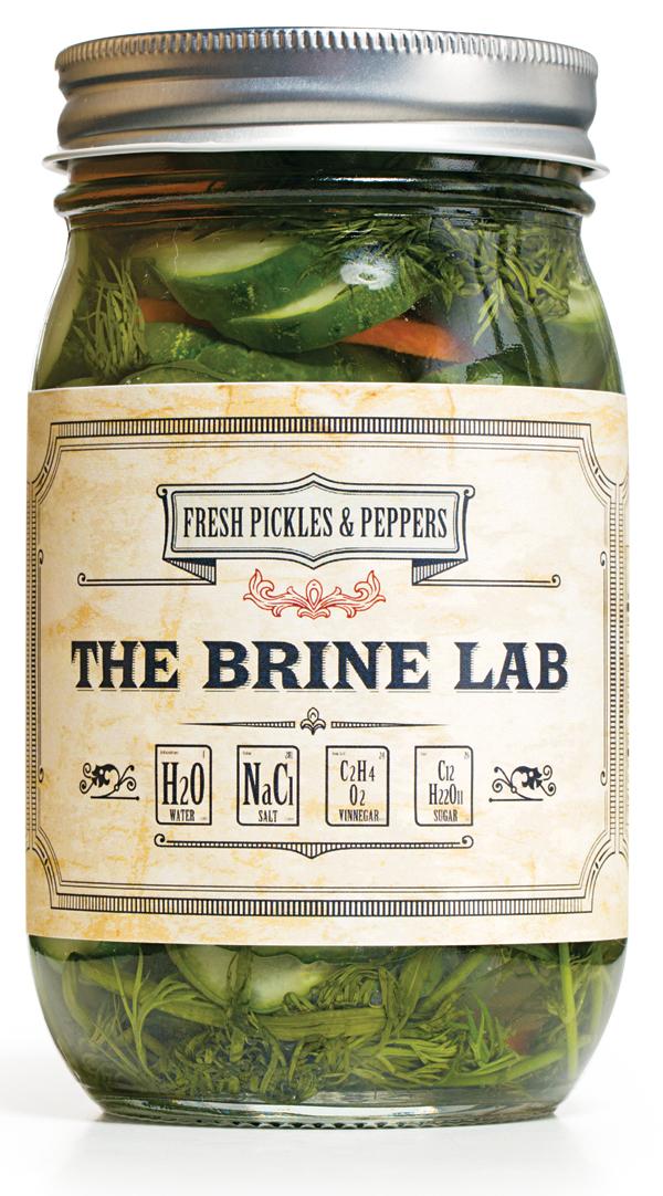 The Brine Lab Pickles