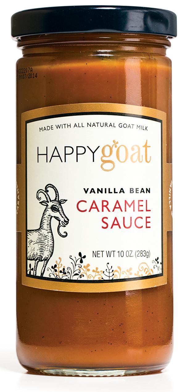 Happy Goat Caramel Sauce