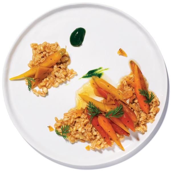 boston chefs carrots