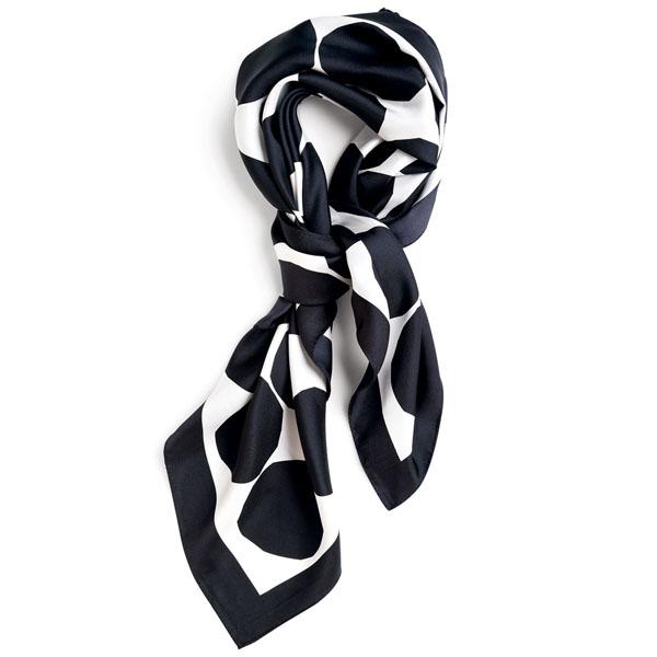 black-and-white accessories