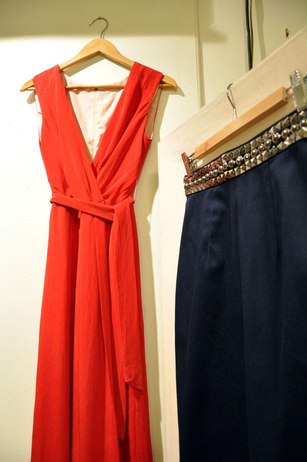 Bow & Drape Collection