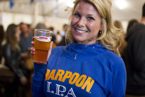 Harpoon Brewery Beer