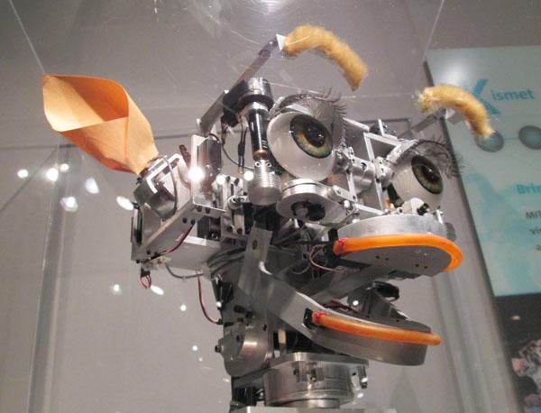 KISMET robot MIT