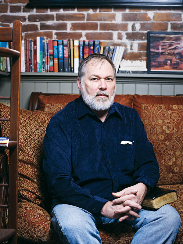 Scott Lively at Holy Grounds
