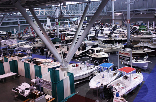 New England Boat Show 2013