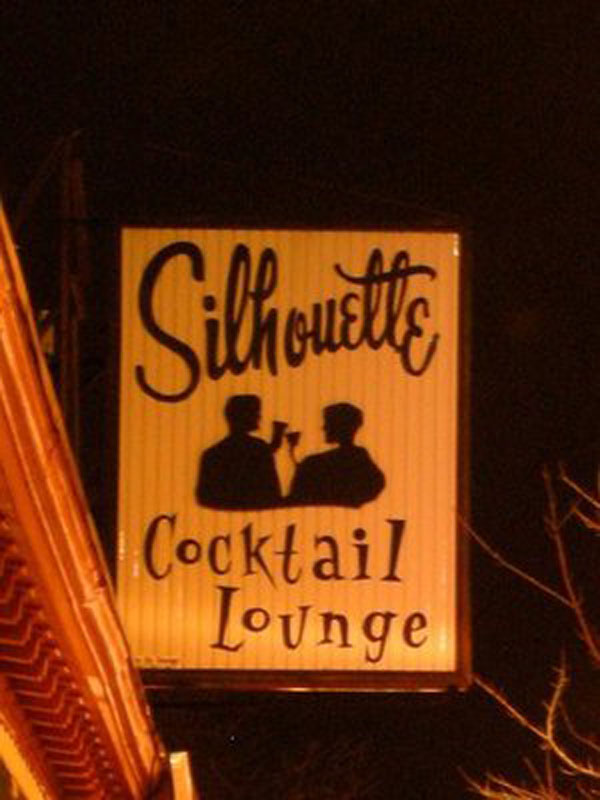 Silhouette Lounge Dive Bar
