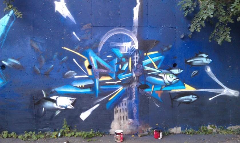 HarborArts Mural