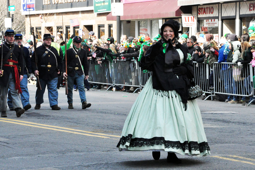 st. patrick's day parade boston