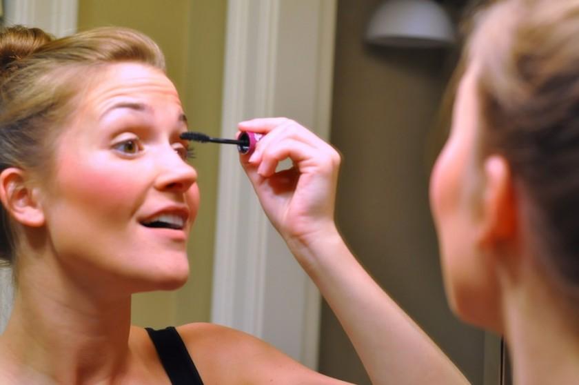 Mascara   Photo by Julie DiGiovine