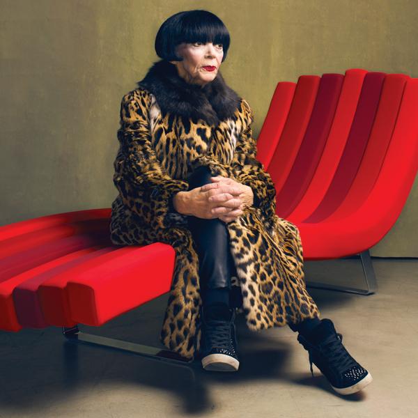 marilyn riseman red chair covet