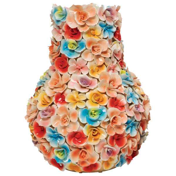 floral accessories spring