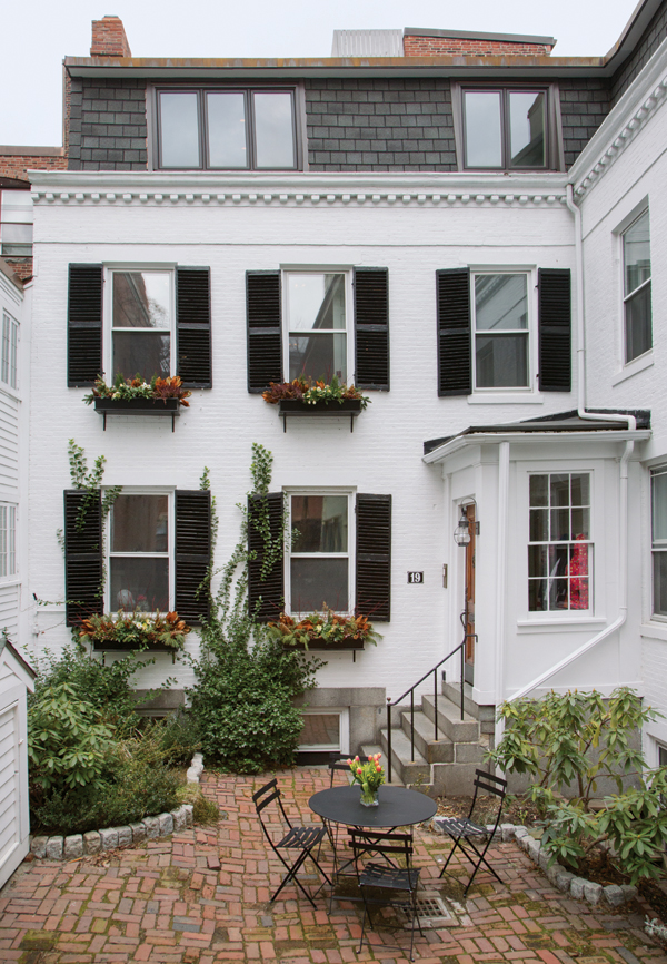 beacon hill townhouse design