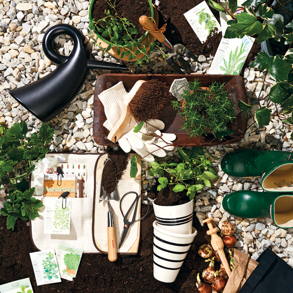 stylish gardening tools