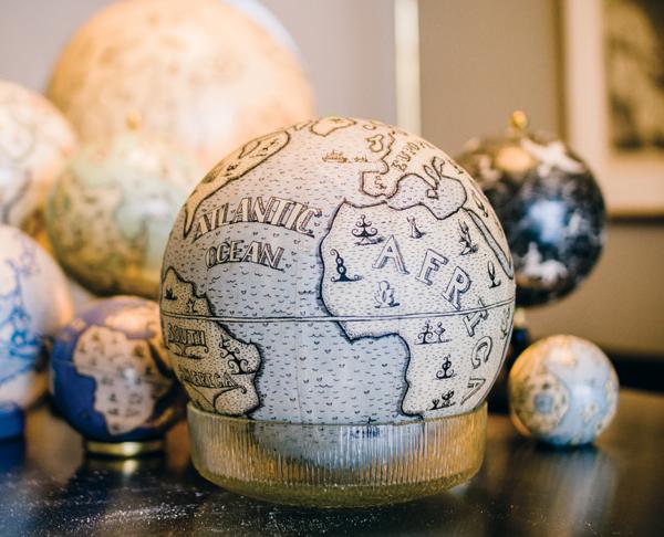 david colombo globes