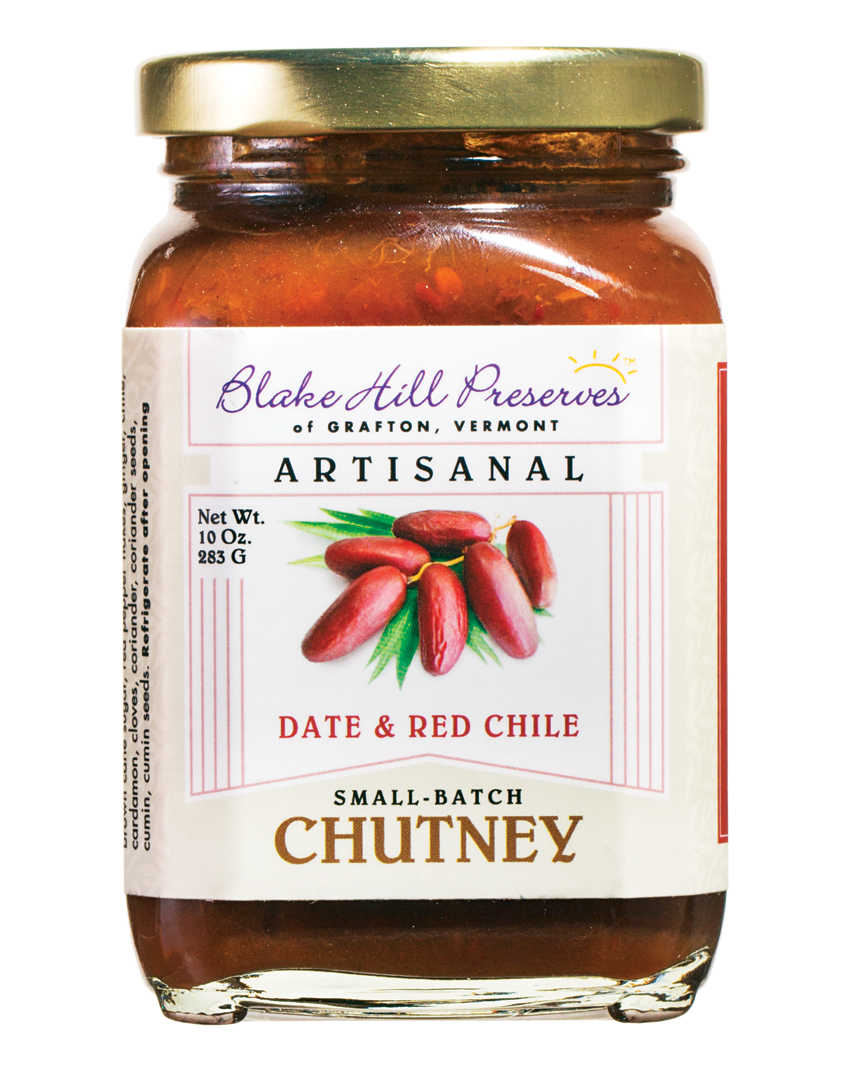 Blake Hill Preserves Date and Red Chili Chutney