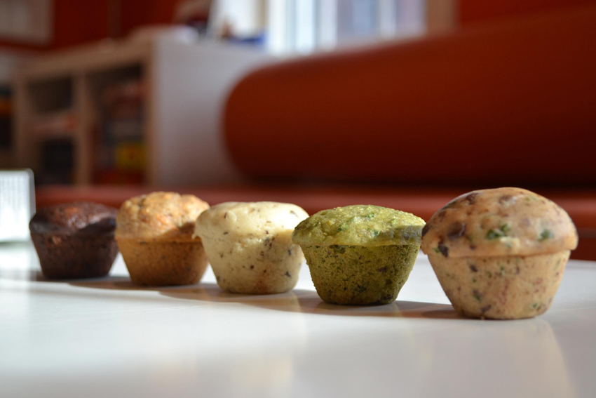 Rae Foods mini muffins