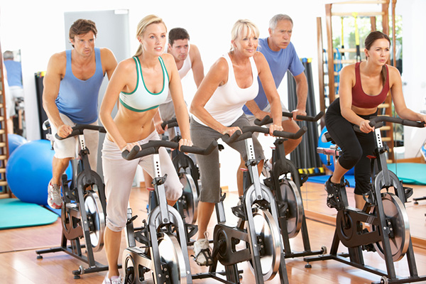 Energian Saasto—These Ymca Spin Classes Near Me