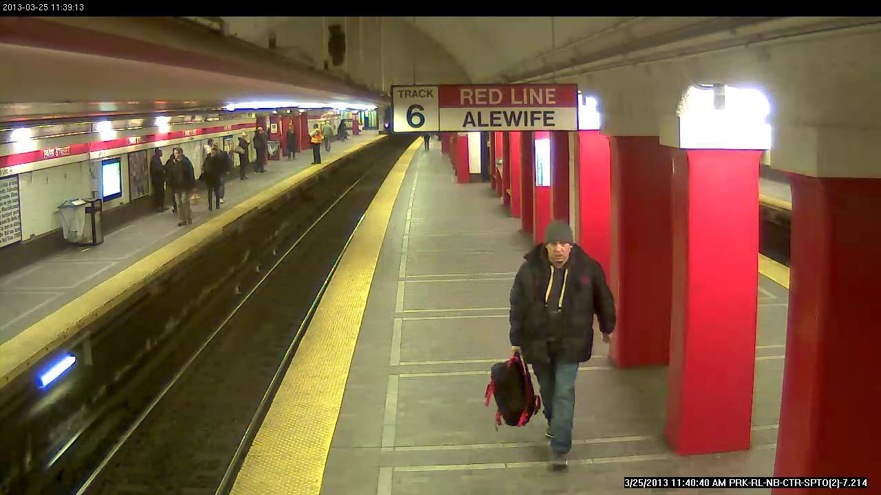 MBTA Crime