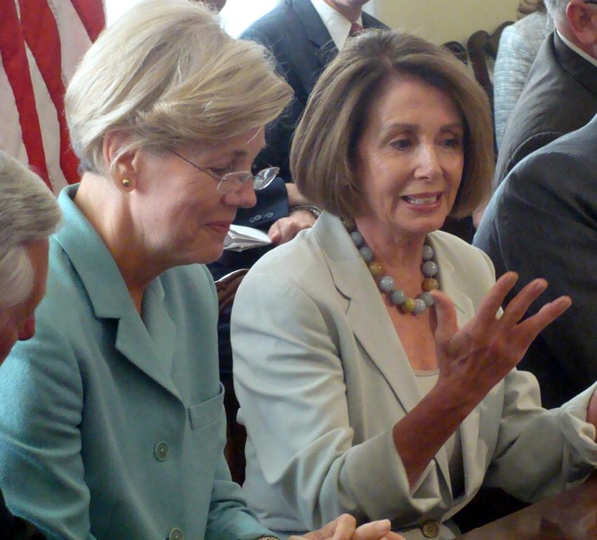 Photo by Leader Nancy Pelosi on Flickr