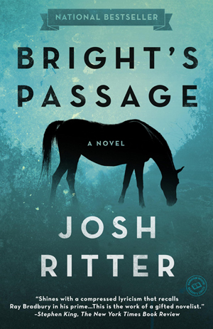 Ritter's novel Bright's Passage