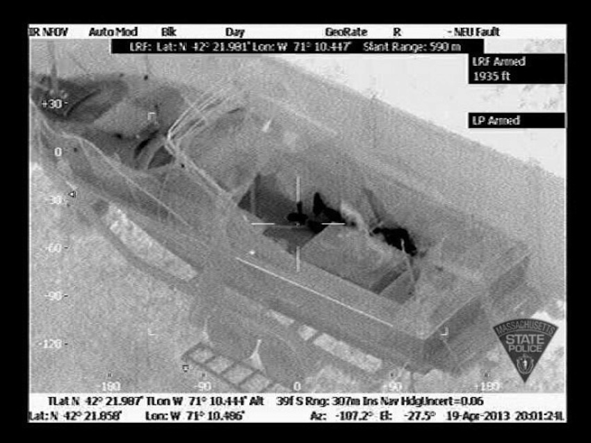 Photo via Massachusetts State Police.