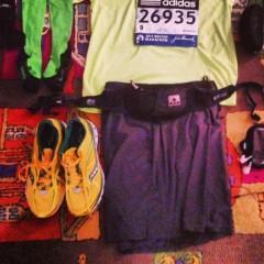 Marathon-Clothes
