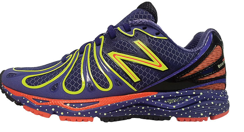 New Balance's Boston Marathon 2013 limited edition sneaker. Photo provided.