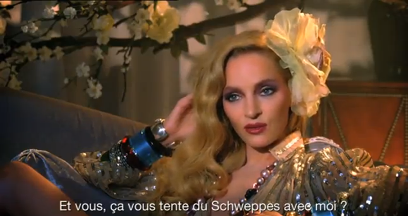 Screenshot via Schweppes/YouTube