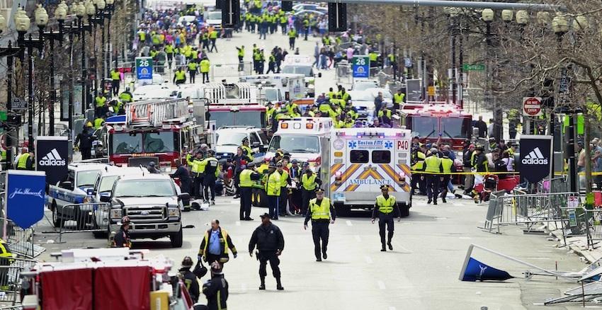 Explosions reported at the boston marathon dozens injured updating