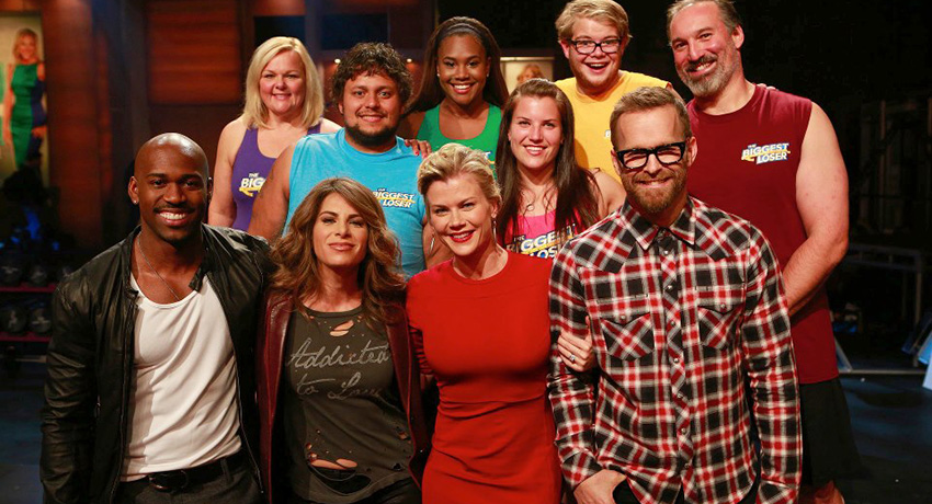 Season 14 Biggest Loser cast photo via Facebook