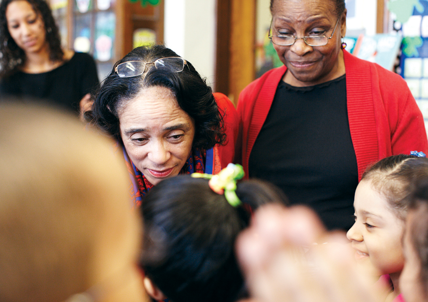 boston public schools superintendent carol johnson