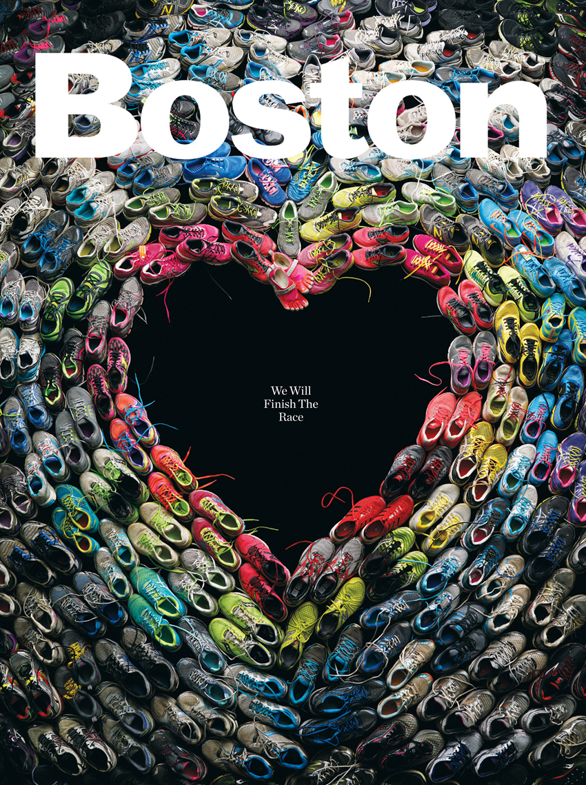 boston marathon cover