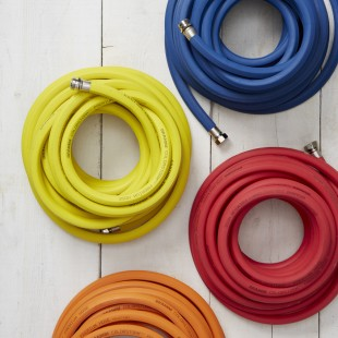 Dramm Garden Hose, $69.95. (Photo courtesy of West Elm Market)