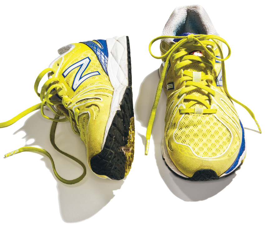 boston marathon shoes stories