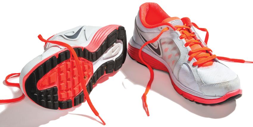 boston marathon shoes stories