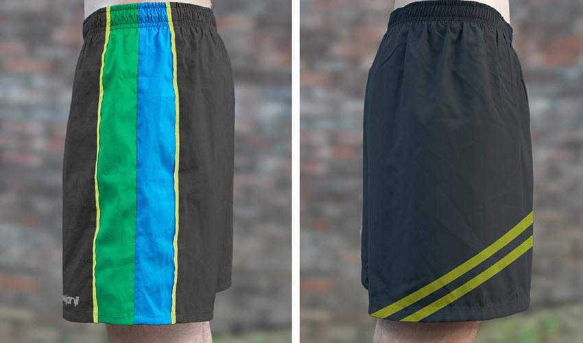 Men's running shorts. Photo provided.