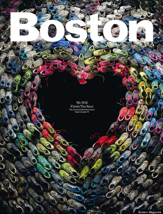 Behind Our May Boston Marathon Cover