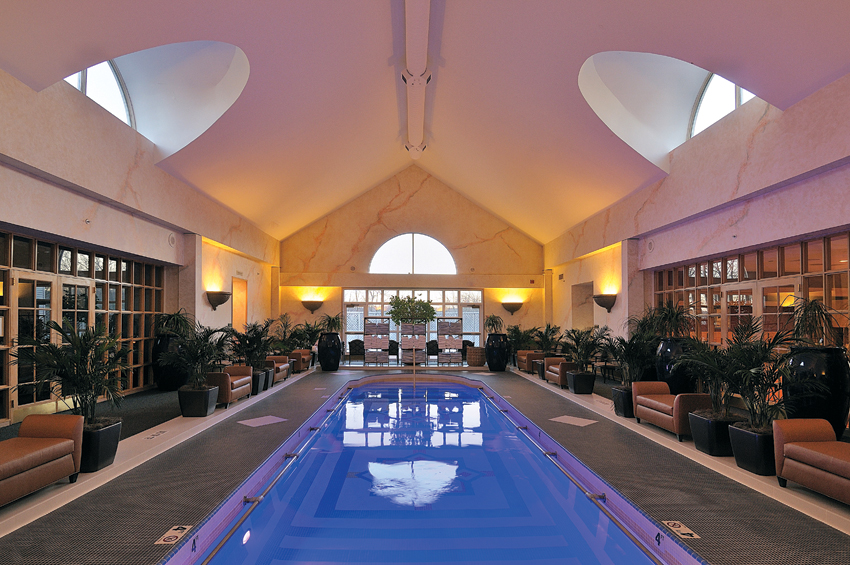 new england spas resorts