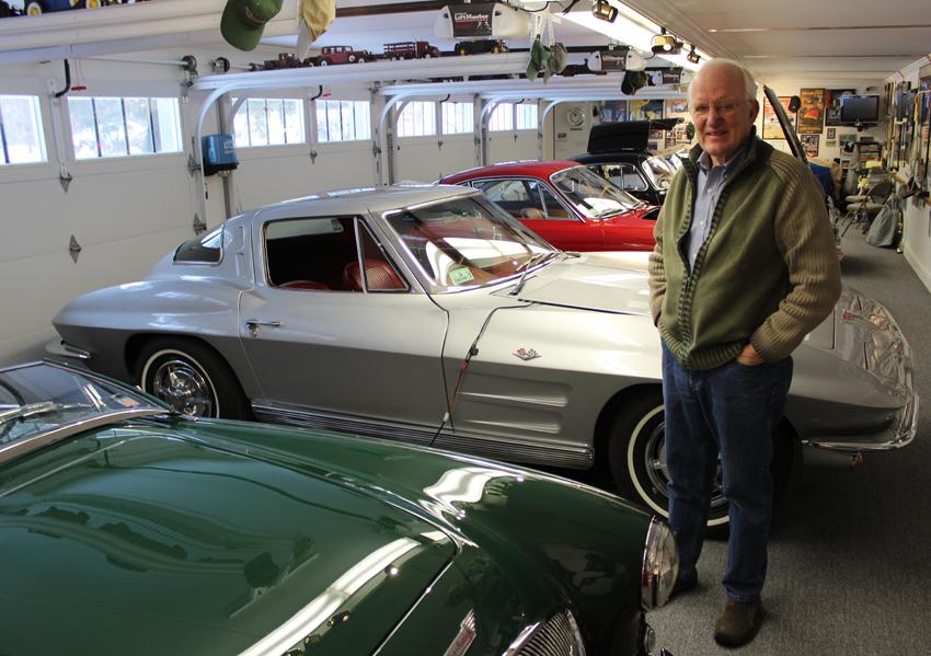 vintage cars boston