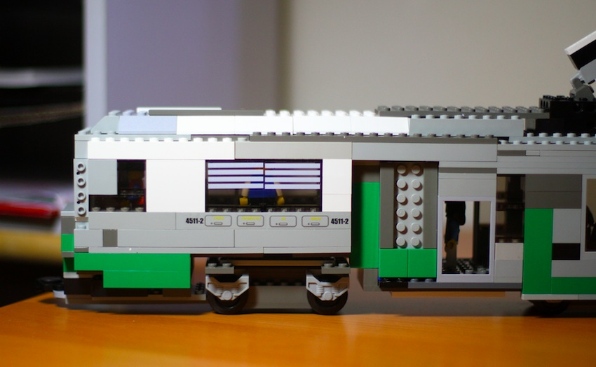 Q&A: Boston University Student Builds Green Line Train Out of Legos ...