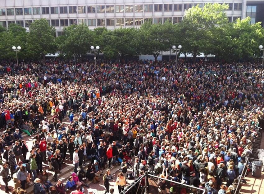 Photo via Boston Calling on Twitter