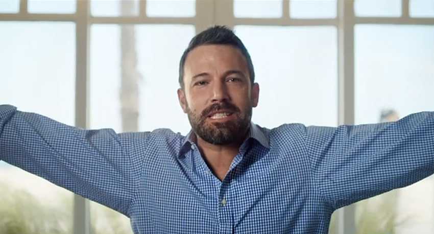 ben affleck chime for change