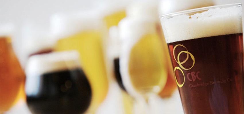 Photo via Cambridge Brewing Company