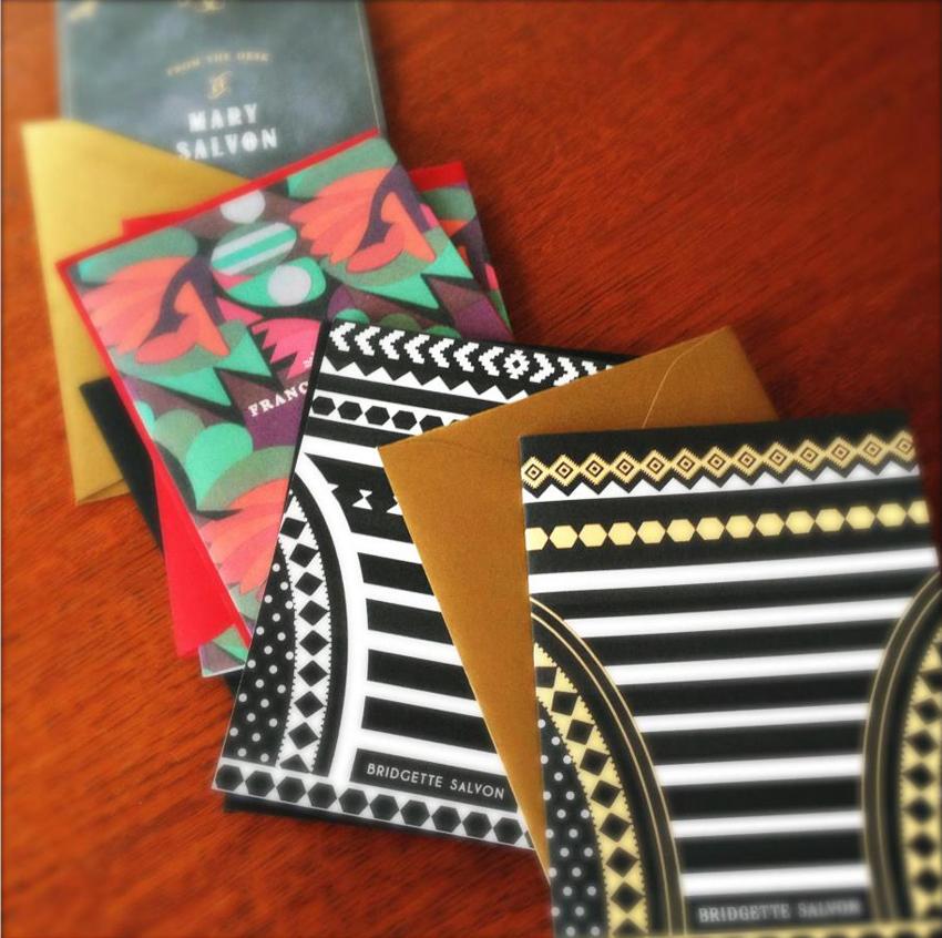 Earmark Social Paper Goods has creative cards to show your mom you love her (Photo via Earmark/Facebook).