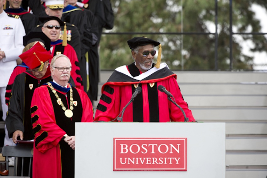 Photo by Vernon Doucette for Boston University Photography.