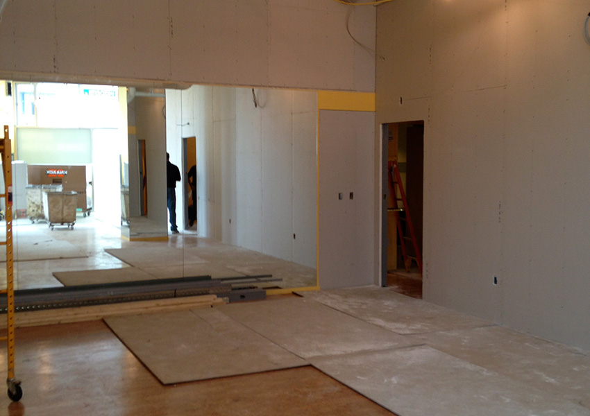 This will soon be the interior of the handle bar
