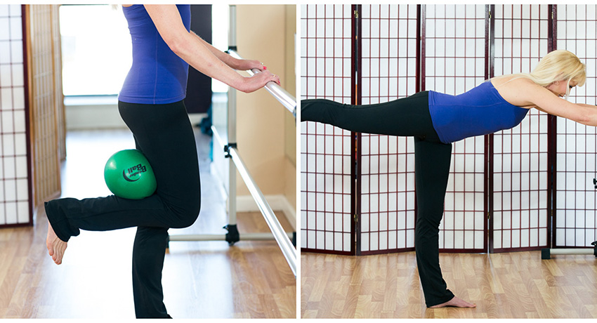 Hip extension and hip extension reach