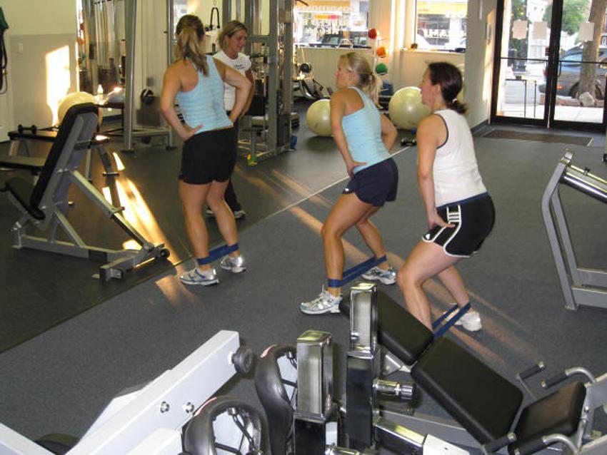 Regan's Motivated Fitness. Photo via Facebook.