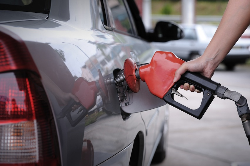 Gas photo via shutterstock.com